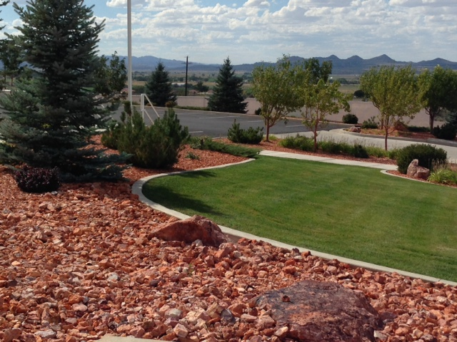 If your looking for something special for your landscape project stop in  today. You will be inspired by our impressive selection of decorative  landscape ... - The Rock Place Utah Landscape Supply St. George And Hurricane
